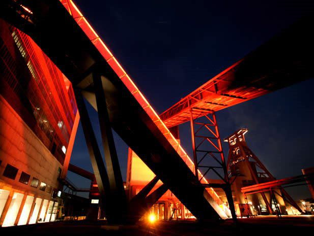Zeche Zollverein, © Stiftung Zollverein (Thomas Willemsen)