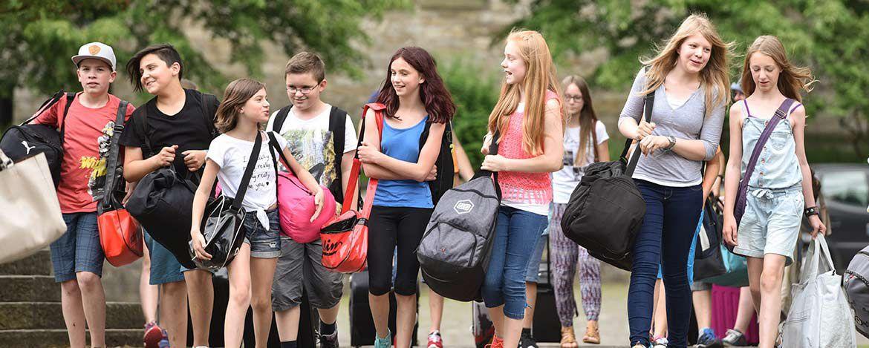 Klassenfahrten 5 mit den Jugendherbergen: mehr als 5 Jahre
