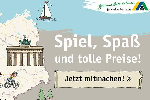 Rund 450 Jugendherbergen In Deutschland Entdecken