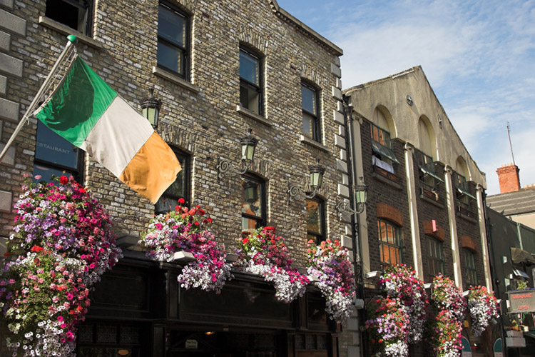 Besuchen Sie Dublin!