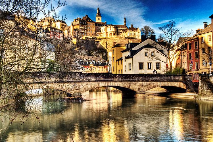 Luxemburg City Entdecken Mit Den Jugendherbergen In Lux