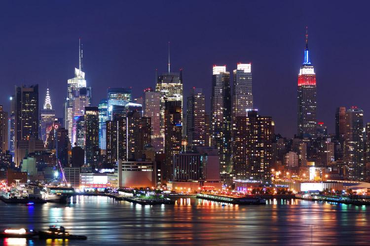 Besuchen Sie New York City!