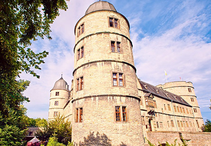 Learn more about our Castle Hostels, e.g. Wewelsburg