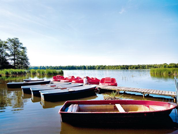 Urlaub am see deutschlands sch nste badeseen for Urlaub haus am see