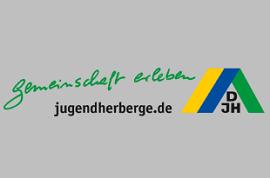 Refeitório do Albergue da Juventude em Nuremberga, Alemanha
