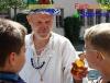 Familienurlaub in Lutherstadt Wittenberg: Farbige Kunst am Wochenende