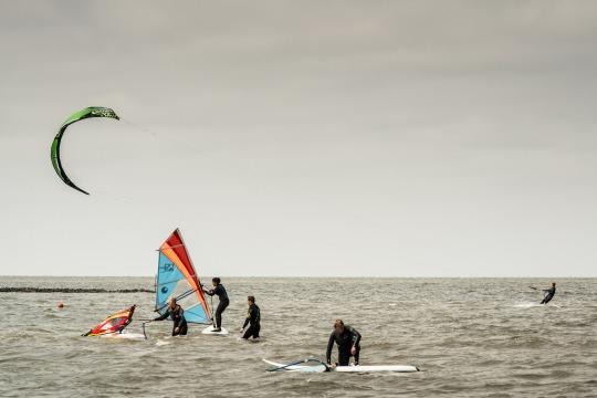 Surfen auf der perfekten Welle!