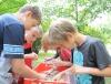 Klassenfahrt in Kretzschau: Das Bergwerk