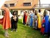 Klassenfahrt in Falkenstein/Harz: Die Ritter im Harz