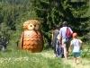 Klassenfahrt in Schierke: Spurensuche auf dem Löwenzahnpfad (2019)