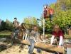 Klassenfahrt in Kretzschau: Gemeinsam Grenzen überwinden!