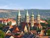 Klassenfahrt in Naumburg: Naumburg entdecken