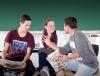Klassenfahrt in Magdeburg: Klasse spielt Theater