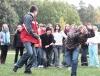 Klassenfahrt in Magdeburg: Von A nach B, mal anders! - Parkourworkshop