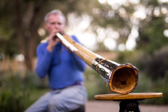 Wir bauen ein Didgeridoo!
