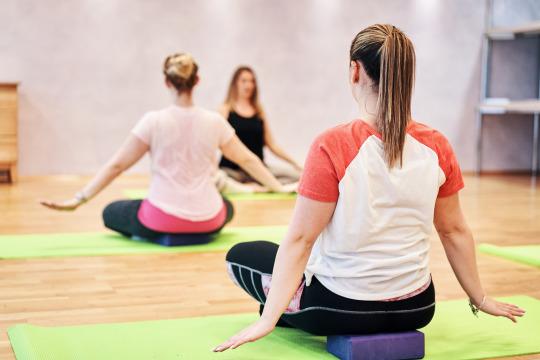Yoga-Workshop für Einsteiger
