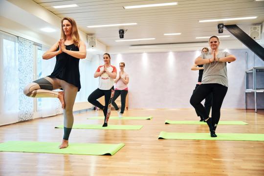Yoga-Camp